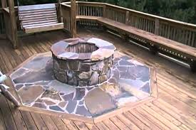 Uniflame Propane Fire Pit - uniflame faux stacked stone propane gas fire pit 20 photos gallery