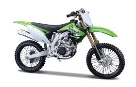 amazon com maisto 1 12 kawasaki kx 450f al kit toys u0026 games