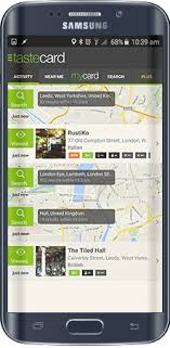 android user guide user guide android tastecard mobile app