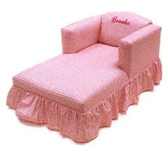 Sofas For Kids by Kid U0027s Chaise Lounge Personalized Gifts