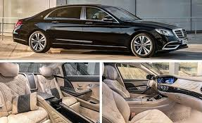 mercede s class 2018 mercedes s class sedan lineup detailed from top to