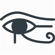 civilization community culture eye horus nation icon