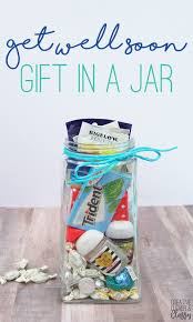 get better soon gift ideas easy diy get well soon gift in a jar gift idea
