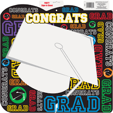 graduation sign graduation party sign in sheet walmart