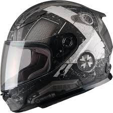 flat black motocross helmet 80 96 gmax youth gm49y trooper full face helmet with 994935