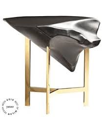 The Angular Skull Armchair Gold Skull Armchair By Harow Armchairs Chairs And Furniture
