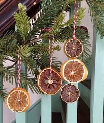 decorations how to make dried fruit ornaments