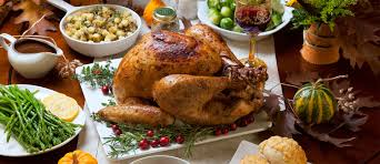 thanksgiving summer shack restaurant food is
