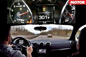 Audi R8 Top Speed - audi r8 and audi tt performance parts revealed motor