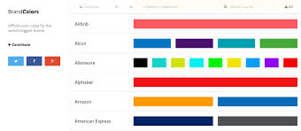 Best Color Hex Codes by 14 Useful Tools For Creating Color Palettes Apiumtech