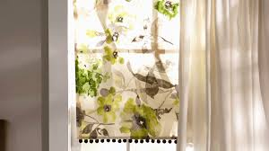 Curtains With Trees On Them Window Treatment And Curtain Projects Bhg Better Homes