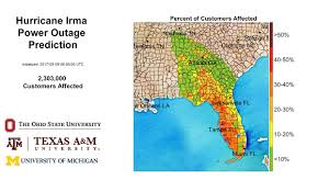 Power Outage Map Florida by Hurricane Irma Maryland Utility Companies Helping Florida