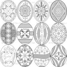 pysanky designs pysanky designs pysanky easter eggs larger version different