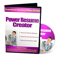 Video Resume Creator by The Resume Creator Melbourne Resumes