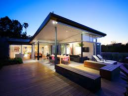 great contemporary home design with sleek and classy house plans
