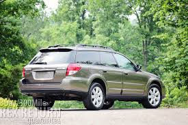 green subaru 2008 subaru outback limited only 44 794 miles carwrex subarus