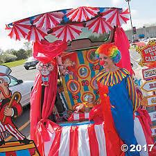 carnival decorations trunk or treat car decorations idea
