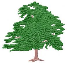 large oak tree embroidery designs machine embroidery designs at