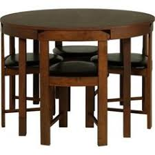 round table with chairs that fit underneath rakusouya rakuten global market round table dining set dining