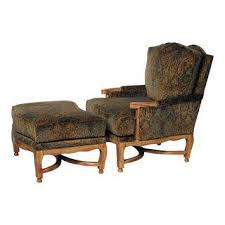 French Country Outdoor Furniture by Vintage U0026 Used French Country Chair And Ottoman Sets Chairish