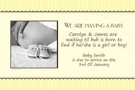 pregnancy announcement cards personalised pregnancy announcement cards pregnancy announcement