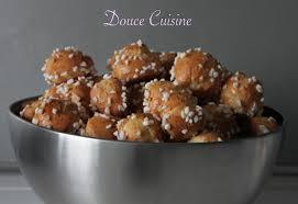 douce cuisine chouquettes douce cuisine