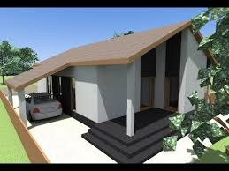 new one story house plans 1 story house plan small one story building plans