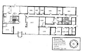 Carleton Floor Plans Musser Maps