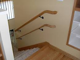 Modern Stair Banister Handrails For Little Dudes U0026 Dudetts Modern Staircase