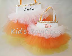 personalized halloween treat bags kid u0027s bowtique the tutu bag boutique