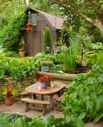 Ideas For Backyard Patios 35 Beautiful Backyards Midwest Living