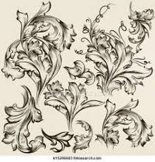 martin schongauer leaf ornament thistle 1470 1490 the