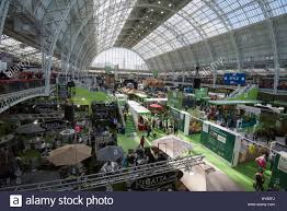 home design exhibition uk london uk 2nd apr 2017 ideal home exhibition olympia london