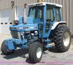 1986 Ford 6610 tractor | no-reserve auction on Tuesday, August 10 ...
