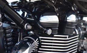 america range triumph motorcycles