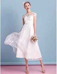 tea length wedding dresses tea length wedding dresses search lightinthebox
