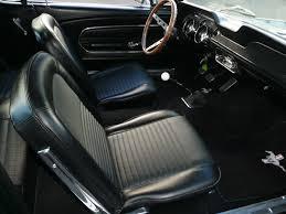1967 ford mustang gt fastback bullitt in dark highland green