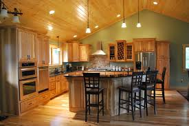 Considering The Kinds Of Hickory Kitchen Cabinets Kitchen - Hickory kitchen cabinets pictures