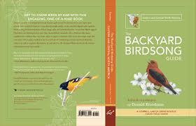 backyard birdsong guides donald kroodsma