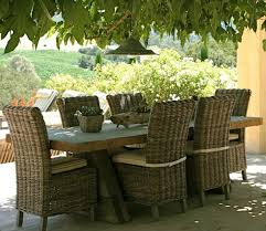 Rattan Kitchen Table by My Favorite Kubu Rattan Dining Chairs Driven By Decor