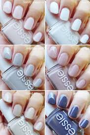 nailing it essie colours of couture collection beautyholics