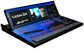 dmx controller licon jb lighting