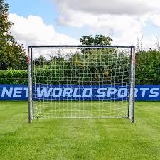 Soccer Net For Backyard by 8 X 6 Forza Steel42 Soccer Goal Net World Sports