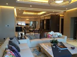Chalk Architecture Completed Interior Design Of A Luxury - Luxury apartments design