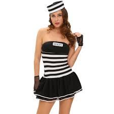Halloween Costume Prisoner Popular Prisoner Costumes Women Buy Cheap Prisoner