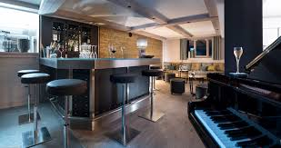 Deco Loft Americain Piano Bar Déco Métal Et Bois Salon Et Pièce De Vie Pinterest