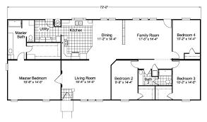 modular home floor plans 4 bedrooms grand canyon home floor plan
