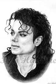 memory of legendary michael jackson sketches collection the