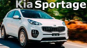 kia sportage kia sportage 2017 llega para sacudir el segmento de los suv