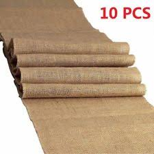 Burlap Lace Table Runner Burlap Table Runner Ebay
